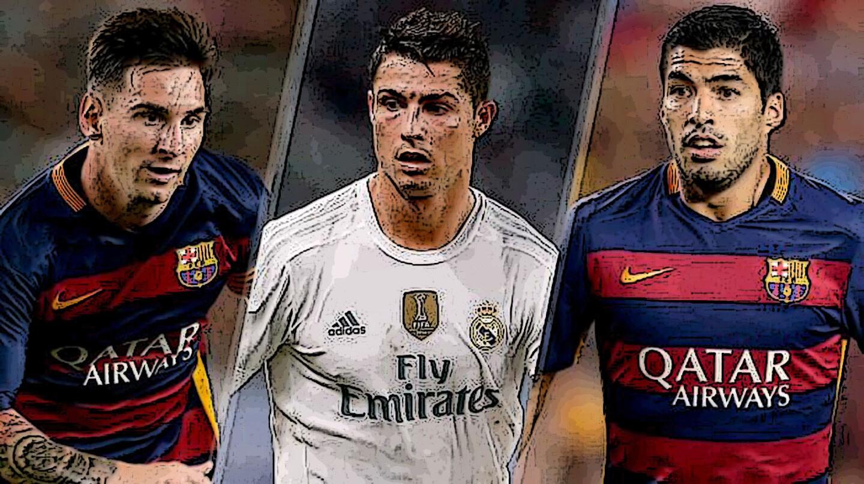 Messi, Ronaldo y Luis Suárez son favoritos al galardón de la UEFA.
