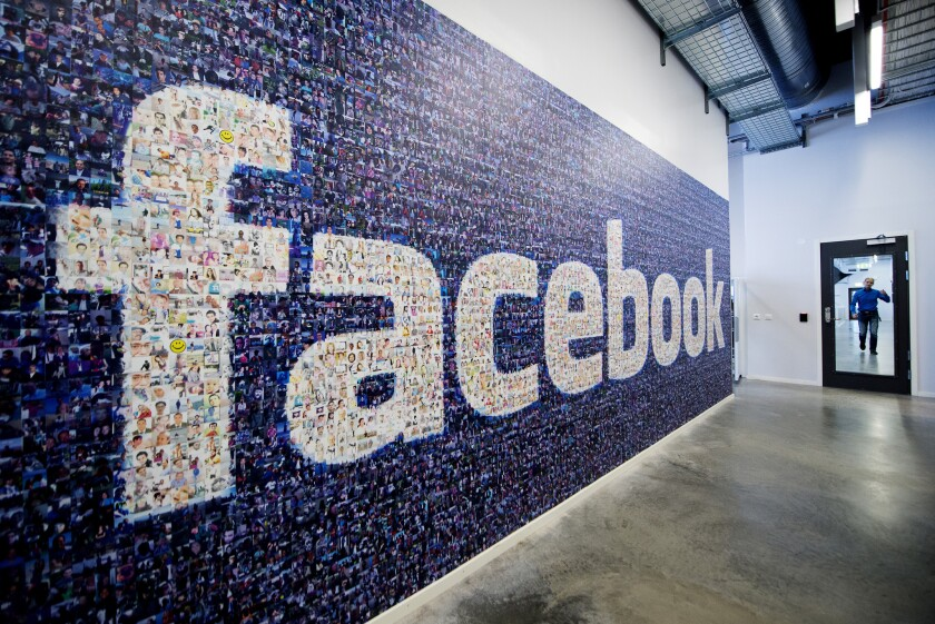 Facebook reported a modest improvement in its latest diversity figures.