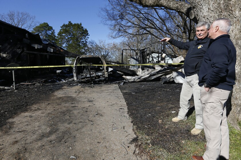 House Fire Mississippi