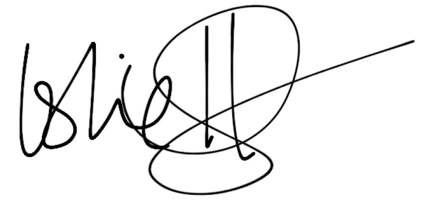 Leslie Signature