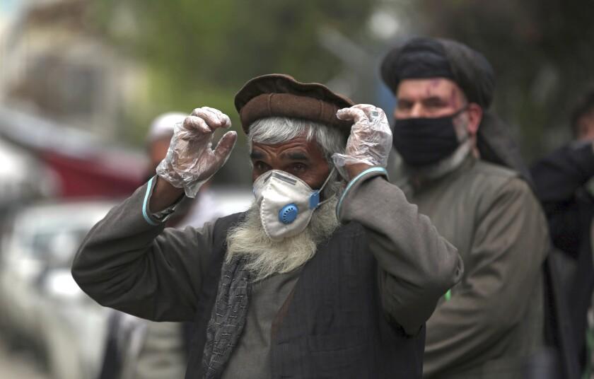 Afghanistan Virus Report