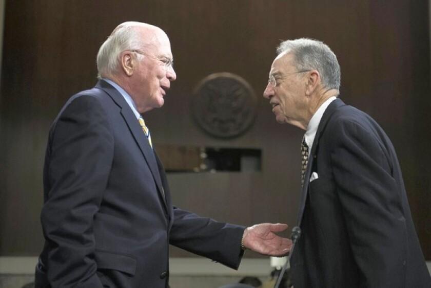 Senators tighten student visa rules in immigration bill