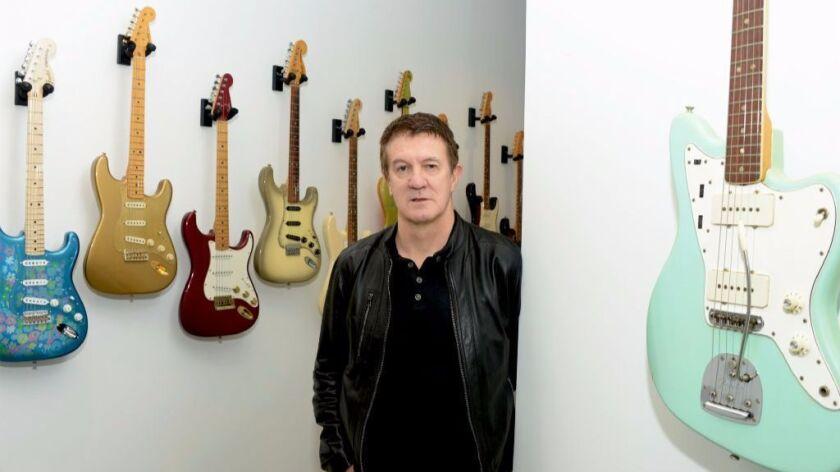 Fender CEO Andy Mooney