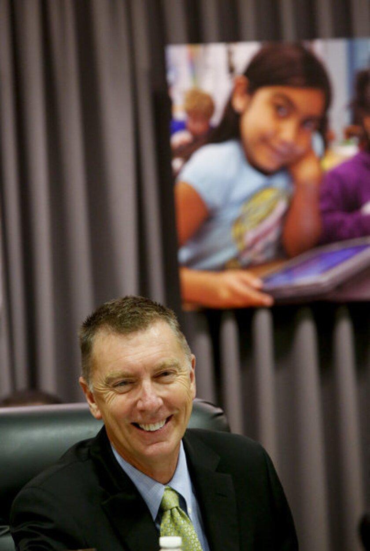 L.A. schools Supt. John Deasy