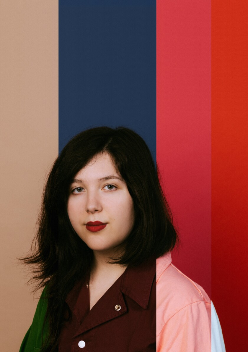 Lucy Dacus, one of the biggest indie-rock artists of 2018, this year released her versions of songs by Edith Piaf, Bruce Springsteen and Phil Collins.