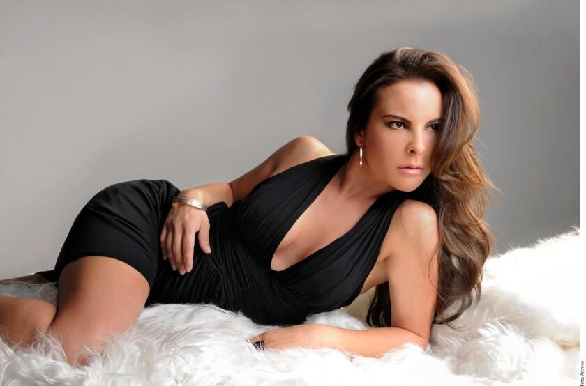 Varias fotografías íntimas de Kate del Castillo fueron filtradas por hackers y ahora circulan en redes sociales.