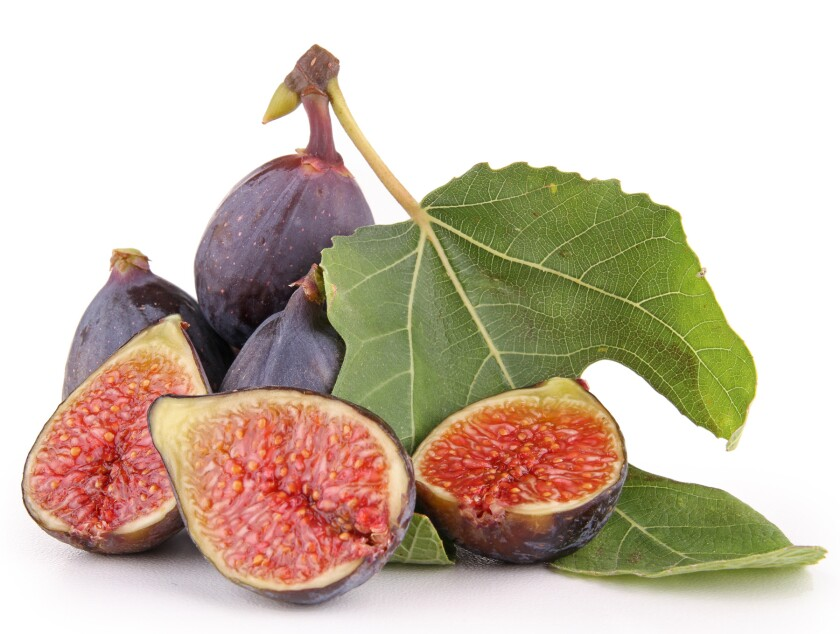 figs and a fig leaf