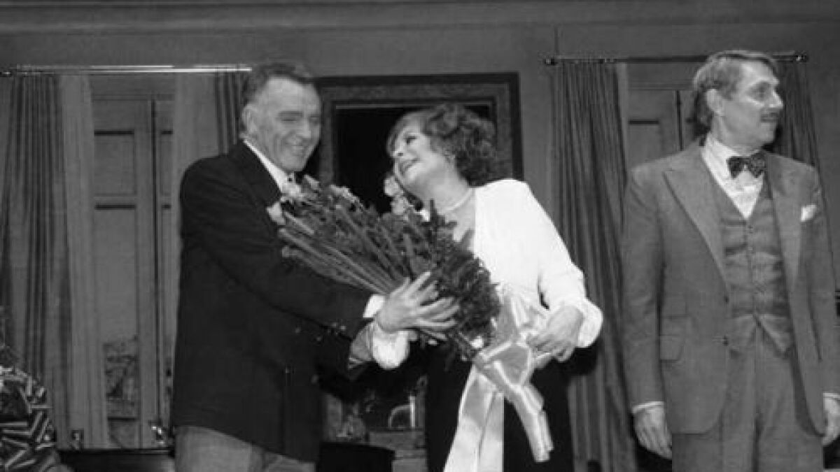 Revisiting Private Lives With Elizabeth Taylor And Richard Burton Los Angeles Times