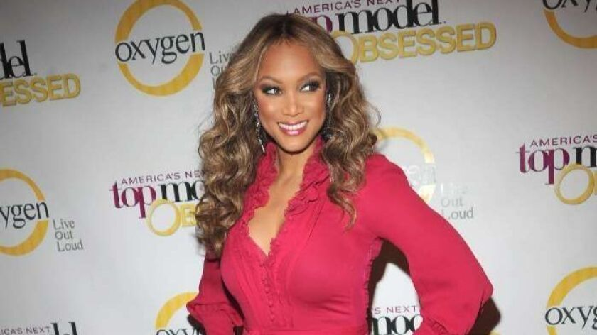 """Oxygen Celebrates The Launch Of """"America's Next Top Model"""""""