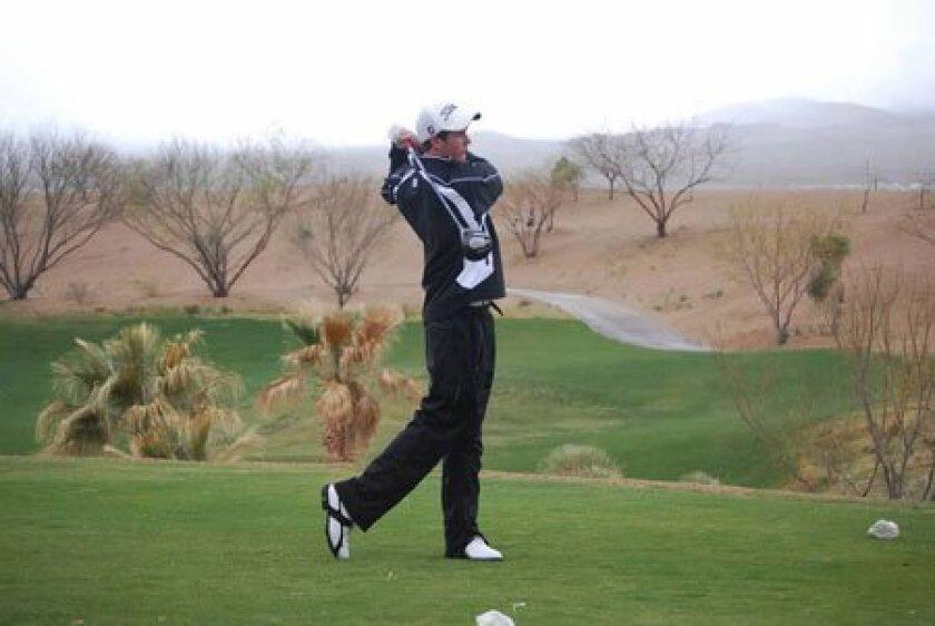 Teddy Oitzman recently won the Las Vegas Championship.