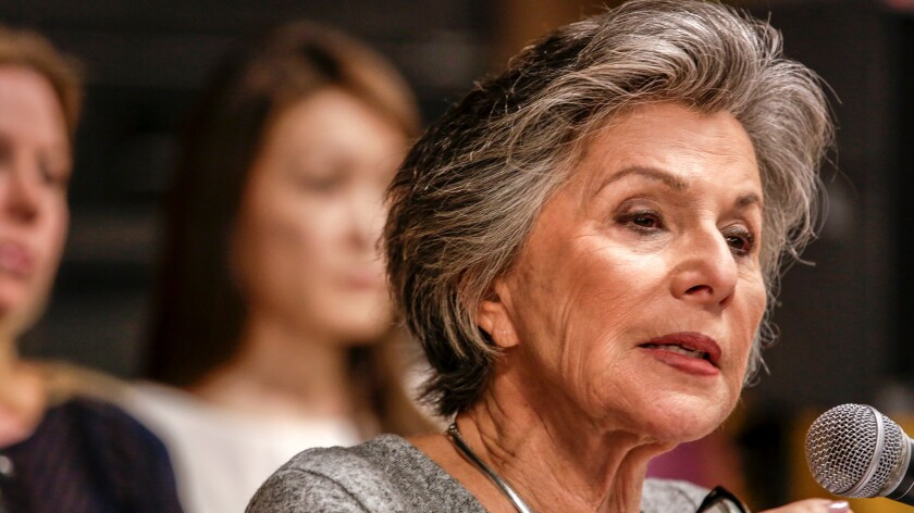 34 candidates are gunning for U.S. Senator Barbara Boxer's seat.