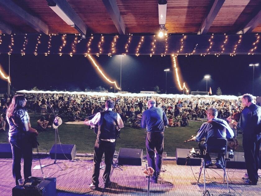 Santee Blugrass Festival
