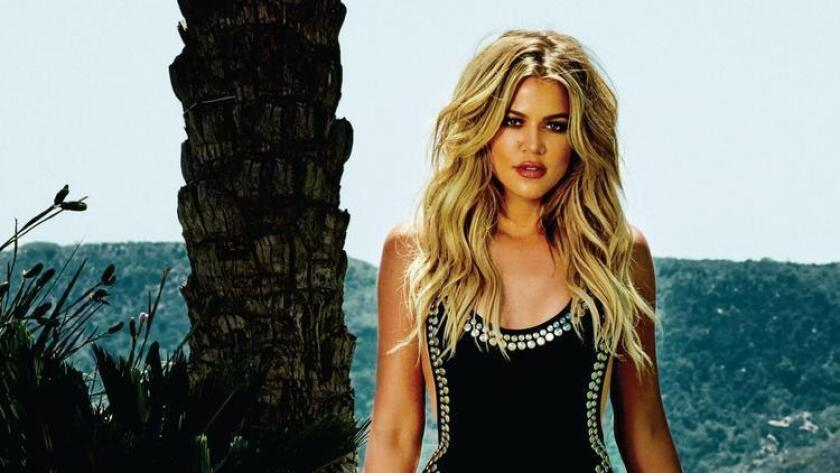 "Khloe Kardashian is coming to San Diego for a book signing of ""Strong Looks Better Naked"" on Friday, Nov. 13. (Steve Gomillion)"