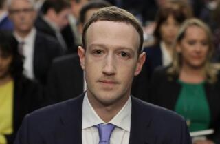 Zuckerberg: la regulación de las empresas de redes sociales es 'inevitable'