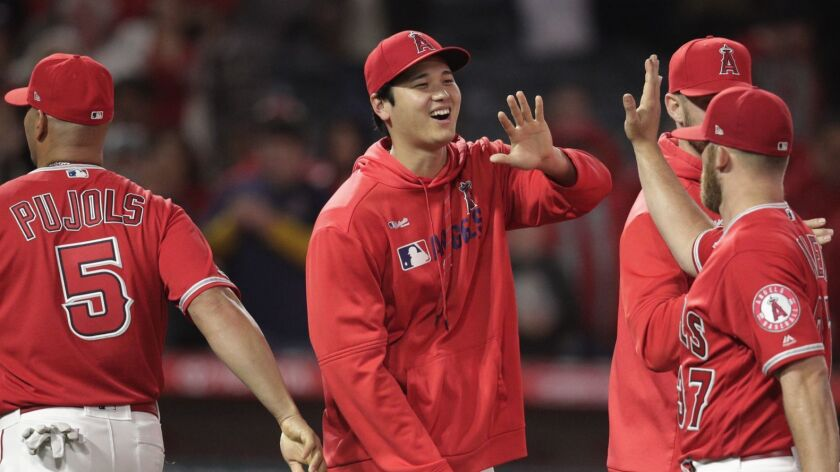 newest 607cf 99dfc Angels will not take a chance with Shohei Ohtani's future ...