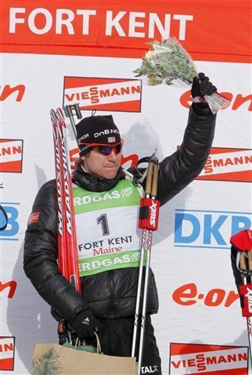 2011–12 Biathlon World Cup