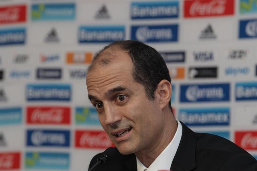 La Federación Mexicana de Fútbol (Femexfut) manifestó hoy su acuerdo con la decisión tomada por la FIFA de incrementar a 48 los equipos en la Copa del Mundo a partir de 2026. EFE/ARCHIVO