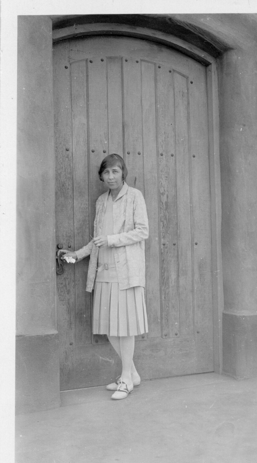 A new statue honoring architect Lilian Rice will be unveiled on Dec. 5.
