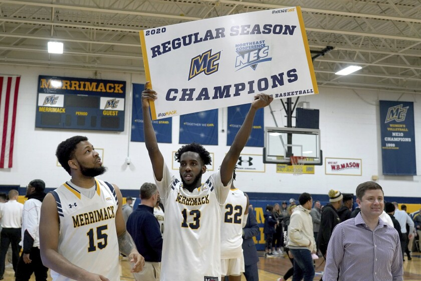 Mighty Merrimack Basketball