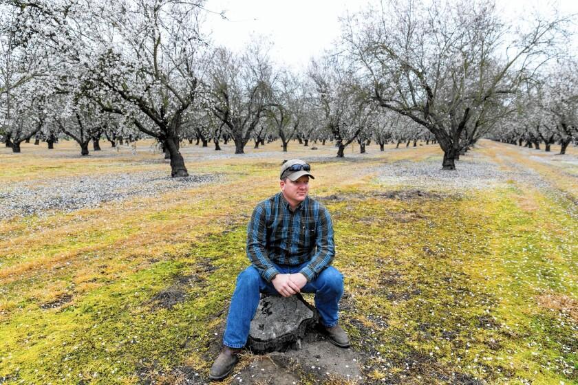 California farmers hit hard by port labor dispute