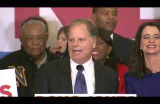 Doug Jones victory speech