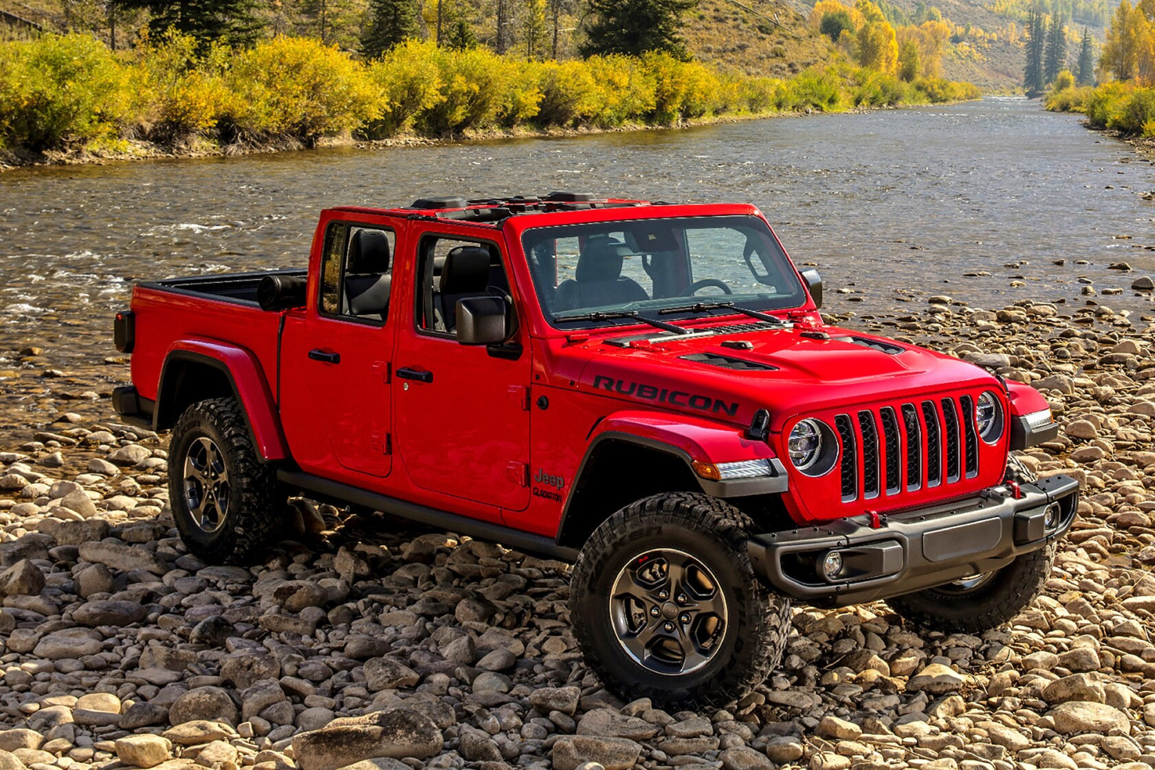 The 2020 Jeep Gladiator Is A Beastly Pickup Truck That S