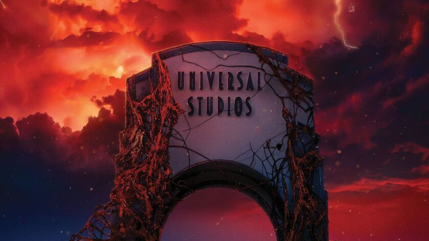 Universal Studios' Halloween Horror Nights Enters an Alternate Dimension with the Highly-Anticipat