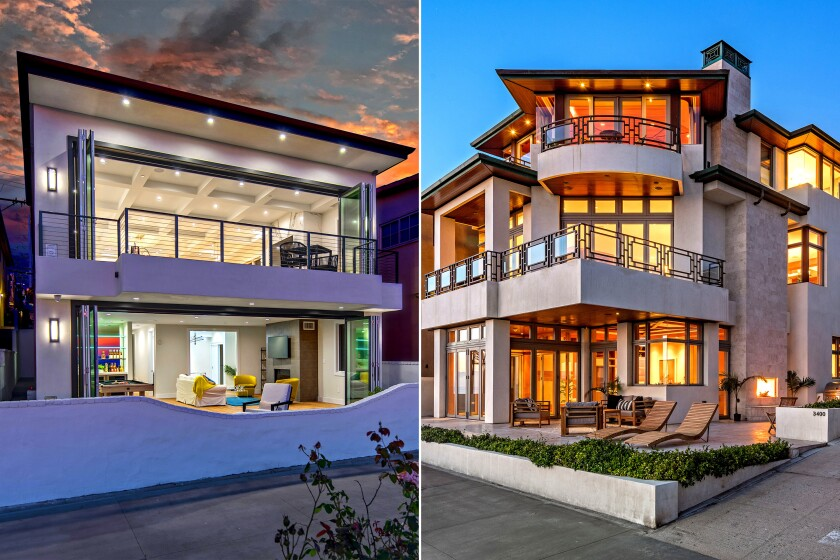Manhattan Beach House Hunt: Which Strand home is superior?