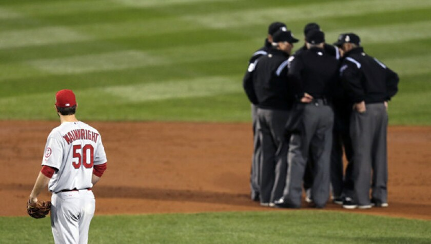 Baseball's new replay system may be great, but reviews aren't in yet