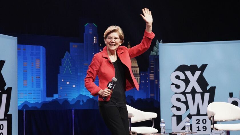 Conversations About America's Future: Senator Elizabeth Warren - 2019 SXSW Conference and Festivals