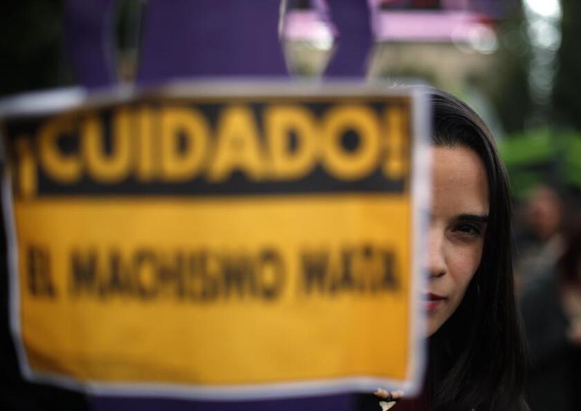 Pese a que en Venezuela existe desde 2007 la ley orgánica sobre el derecho de las mujeres a una vida libre de violencia, no existen datos oficiales sobre su aplicación o la incidencia de este delito en el país. EFE/Archivo