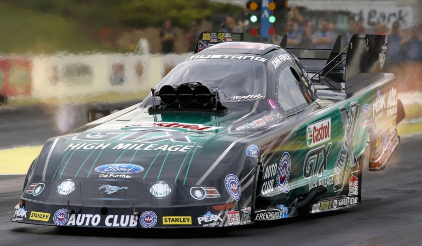 NHRA legend John Force ready to make an impact again after two tough years