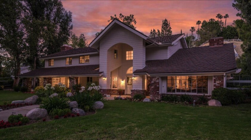 Scott Disick's Hidden Hills farmhouse