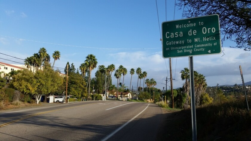 Casa de Oro business owners and residents are trying to work together to clean up the area.