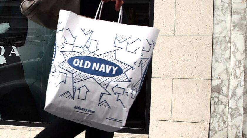 Old Navy has been performing better than Gap's other brands.