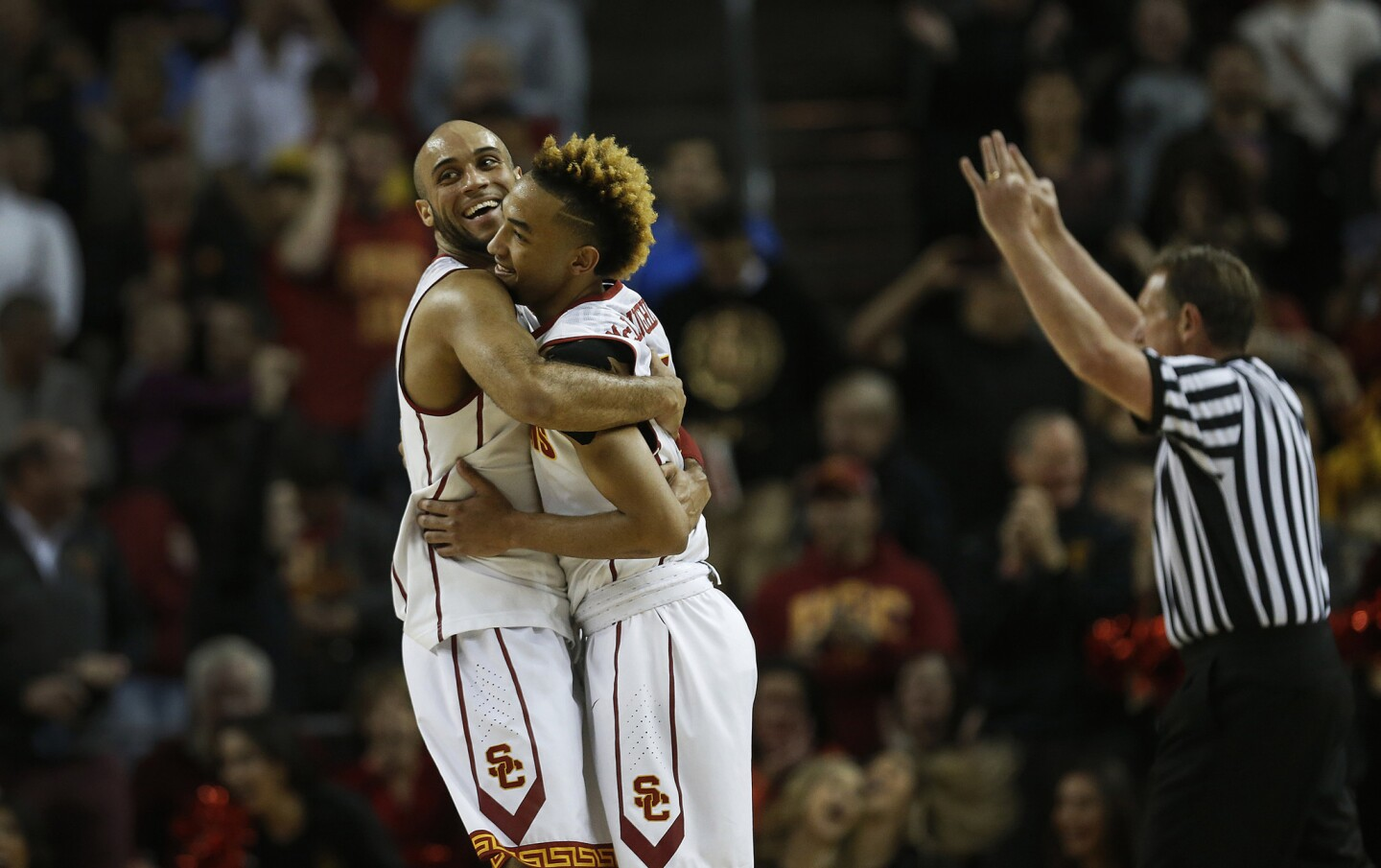 Julian Jacobs, Jordan McLaughlin