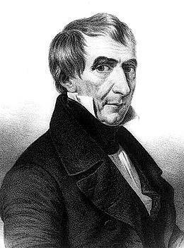 William Harrison 9th president Born: 1773 in Berkeley Plantation, Va. Fact: This longtime Ohio politician served the shortest term in office, 32 31 days, succumbing to pneumonia.