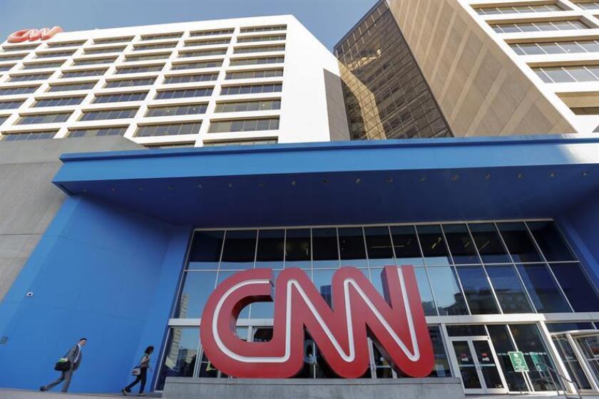 La cadena de noticias CNN anunció hoy el nombramiento del hispano Ramón Escobar como vicepresidente de Diversidad e Inclusión de CNN Mundial, como parte de sus esfuerzos por tener una programación y presentadores que representen mejor la diversidad de su audiencia. EFE/ARCHIVO