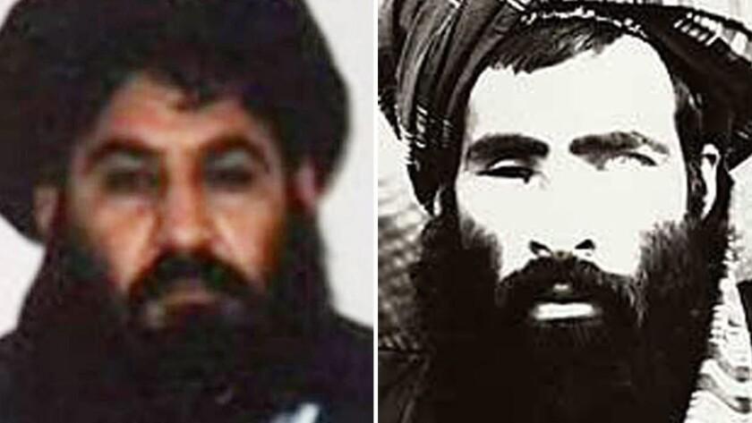 Taliban figures
