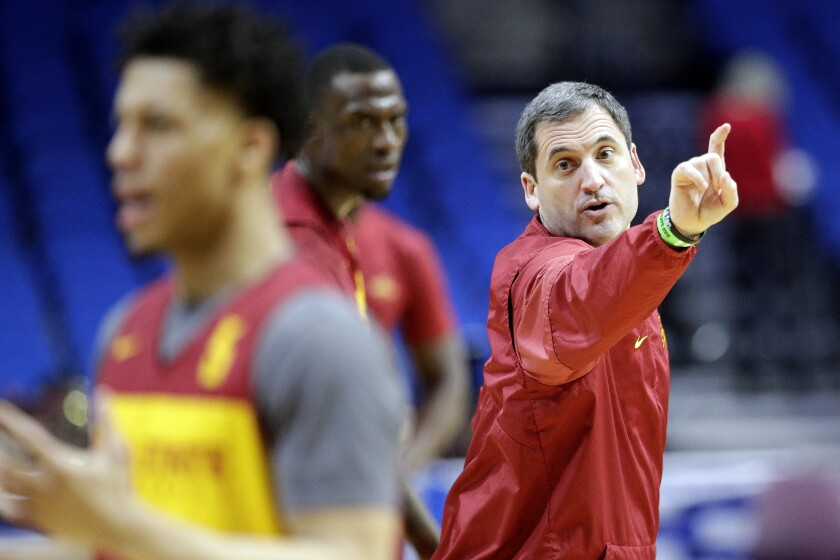 Iowa State Preview Basketball