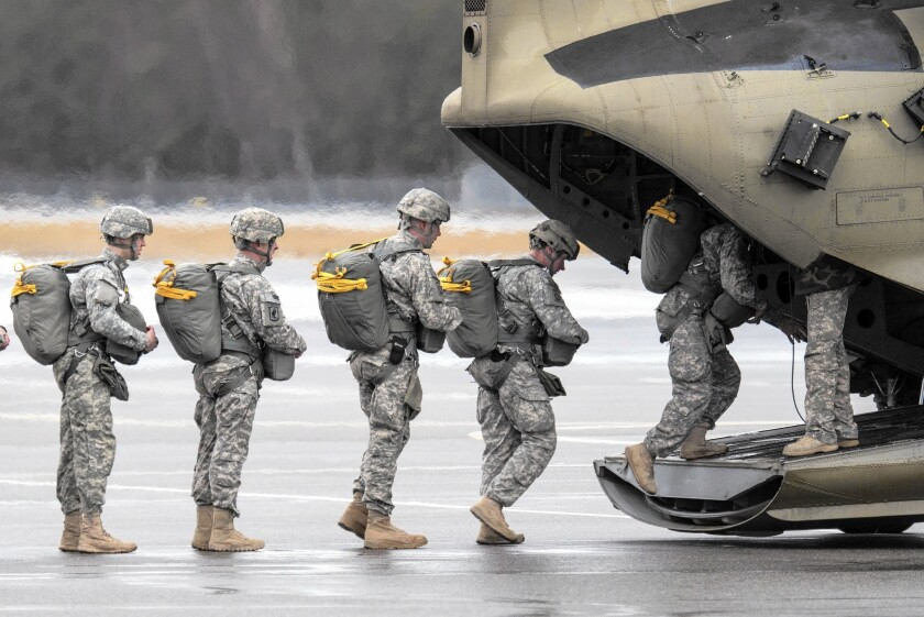 U.S. military spending
