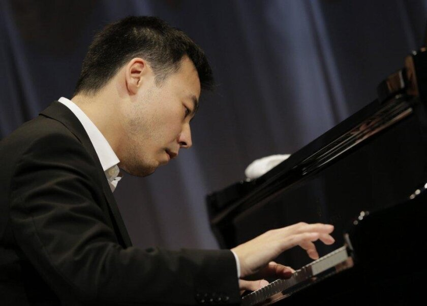 Passion for piano drives San Diegans to Cliburn contest