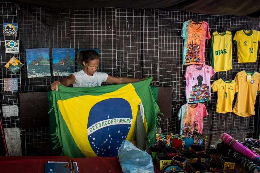 Favela Tourism During The Rio Summer Olympics