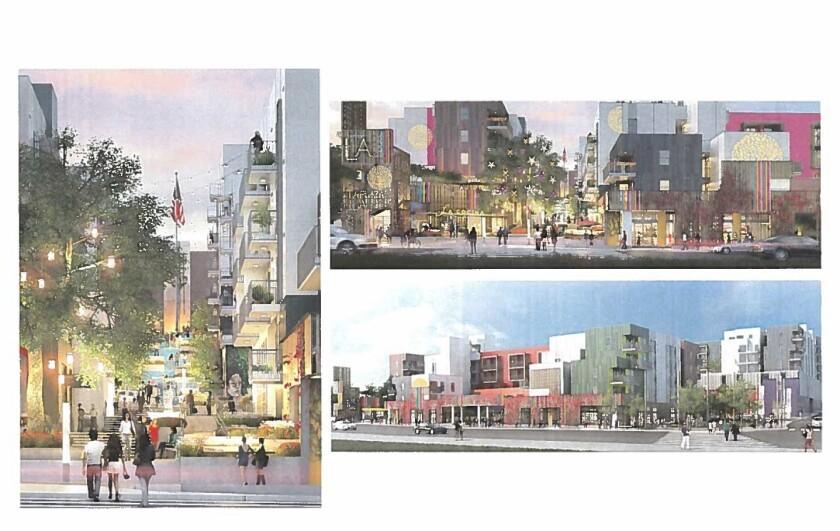 LA Plaza Village plans