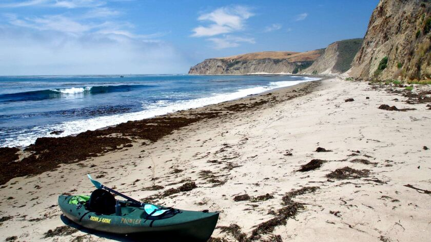 Curato Beach and the Hollsiter Ranch coastline is probably California's most pristine section of c