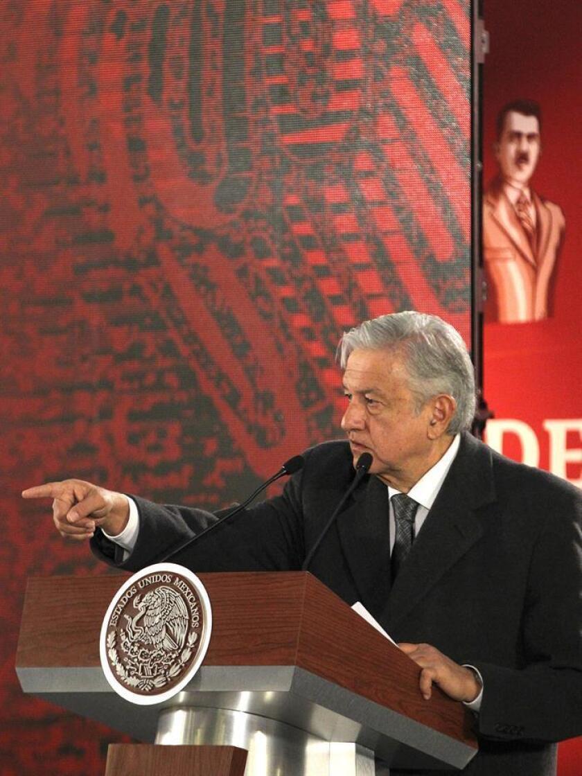 Presidente de México reconoce que reducción de violencia no será inmediata