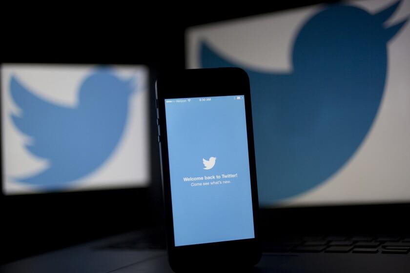 Twitter Illustrations Ahead of Earnings Figures