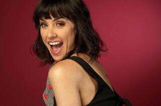 Constance Zimmer of Lifetime's 'UnReal' can't get enough of the series 'End of the F— World'