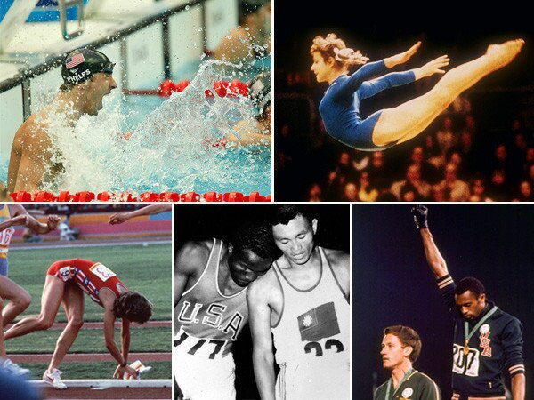 Olympic TV Moments