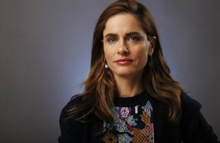 If Amanda Peet could star in 'Cagney & Lacey,' who would her costar be?